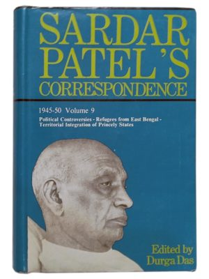 Buy Sardar Patel's Correspondence 10 Volume Set Book