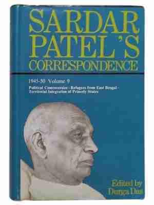 Buy Sardar Patel's Correspondence 10 Volume Set Book