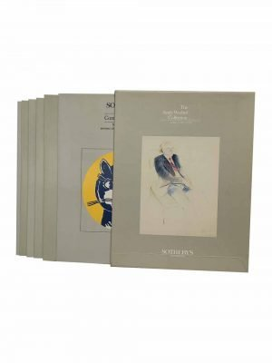 The Andy Warhol Collection, Apr 23 – May 3, 1988, 6 Volume Set