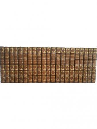 Buy Antique Book - The Works Of George Eliot 21 Volume Set